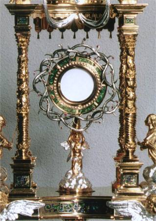 The Millenium Monstrance Baldachino